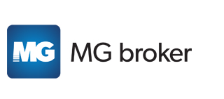 MG broker logo